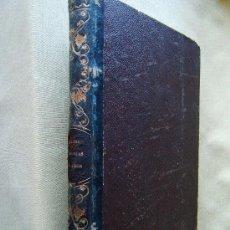 Libros antiguos: CUATRO HISTORIAS DE AMOR O AMORES DESGRACIADOS-ALEJANDRO DUMAS HIJO-LAMINAS-1862-1ª EDICION ESPAÑOL.. Lote 30612198