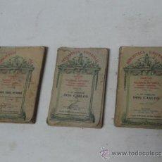 Libros antiguos: COLECCIÓN BIBLIOTECA UNIVERSAL. AÑO 1908.. Lote 30813212