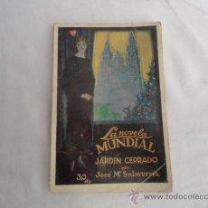 Libros antiguos: COLECCIÓN LA NOVELA MUNDIAL. AÑO 1926.. Lote 31527626