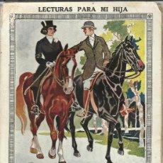 Libros antiguos: NOVELA ANTIGUA DE 1928 SECUESTRADA . Lote 32096165