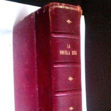 Livres anciens: LIBRO ANTIGUO. RECOPILATORIO. LA NOVELA ROSA. JUVENTUD 1934. A. PALACIO VALDES Y F.L. BARCLAY.. Lote 32696275