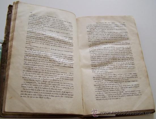 Libros antiguos: Barcelona 1853 LA CABAÑA DEL TIO TOMAS o Los negros en America * ESCLAVITUD temprana edición - Foto 6 - 34386408