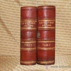 Libros antiguos: 2194- LAS VICTIMAS DEL AMOR. RAMON ORTEGA Y FRIAS. EDIT. GALERIA LITERARIA. S/F. 2 TOMOS . Lote 35122243
