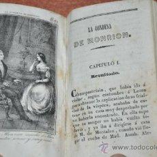 Libros antiguos: LA CONDESA DE MONRION MALAGA IMPRENTA DE MARTINEZ DE AGUILAR. Lote 35428868