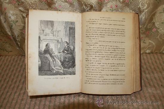 Libros antiguos: 2489- OSCAR Y AMANDA. REGINA MARIA ROCHE. EDIT. ESPASA. S/F. 2 TOMOS. - Foto 2 - 35773629
