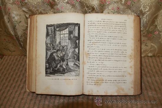 Libros antiguos: 2489- OSCAR Y AMANDA. REGINA MARIA ROCHE. EDIT. ESPASA. S/F. 2 TOMOS. - Foto 3 - 35773629