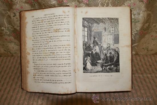 Libros antiguos: 2489- OSCAR Y AMANDA. REGINA MARIA ROCHE. EDIT. ESPASA. S/F. 2 TOMOS. - Foto 4 - 35773629