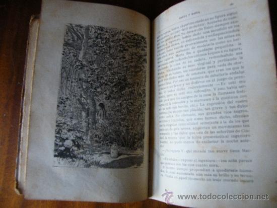 Libros antiguos: MARTA Y MARÍA / Armando Palacios - Foto 4 - 36796665