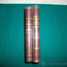 Libros antiguos: NOVELAS DE FERNAN CABALLERO. Lote 37576487