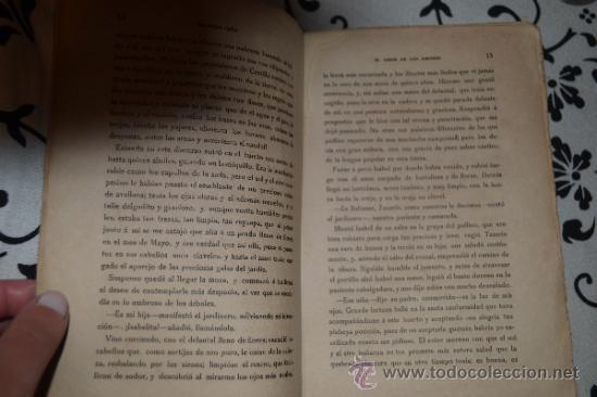 Libros antiguos: El Amor de los Amores de Ricardo León-1917-Renacimiento- Librería Lugo - Foto 6 - 38996512