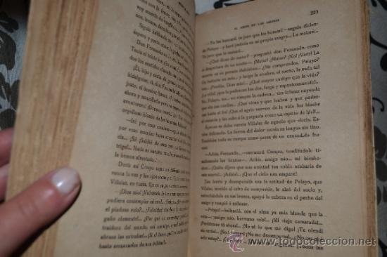 Libros antiguos: El Amor de los Amores de Ricardo León-1917-Renacimiento- Librería Lugo - Foto 4 - 38996512