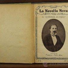 Libros antiguos: 3757- LA NOVEL.LA NOVA. VARIOS TITULOS. S/F. VER DESCRIPCION. . Lote 39070977