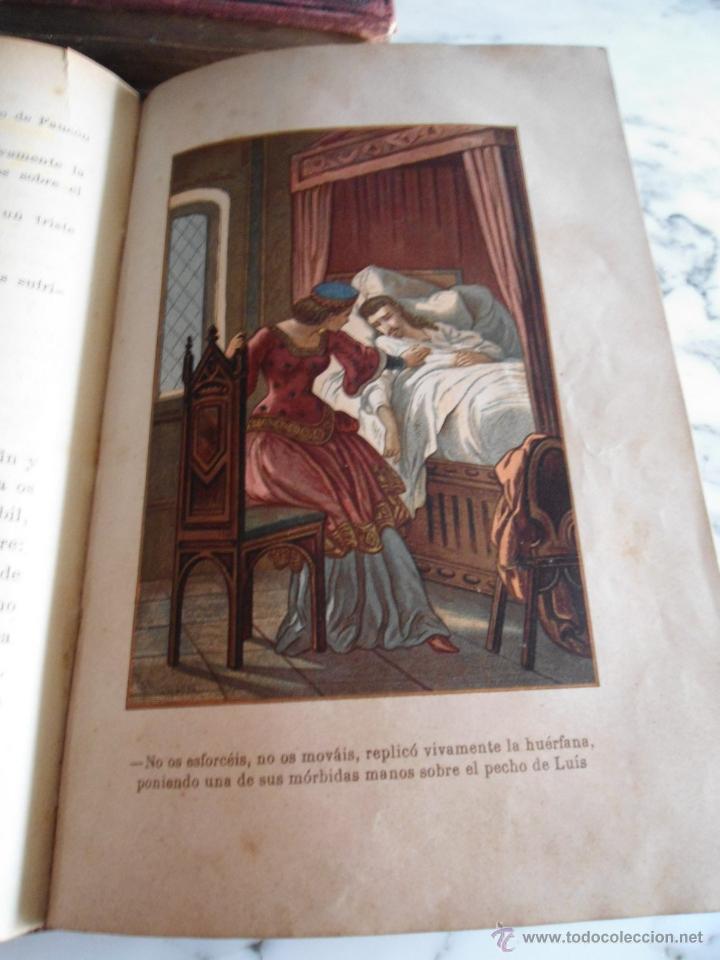 Libros antiguos: ABELARDO Y ELOISA (HISTORIA DE DOS MARTIRES) D. RAMON ORTEGA Y FRIAS 2 TOMOS COMPLETA (1870) - Foto 3 - 39403935