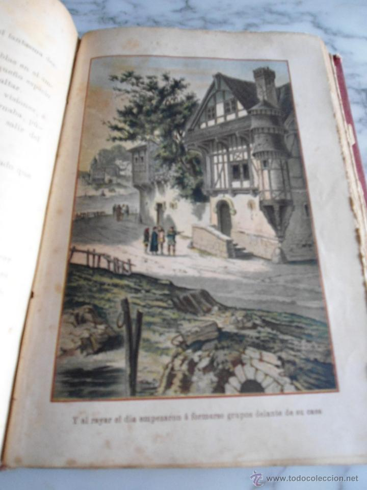 Libros antiguos: ABELARDO Y ELOISA (HISTORIA DE DOS MARTIRES) D. RAMON ORTEGA Y FRIAS 2 TOMOS COMPLETA (1870) - Foto 6 - 39403935