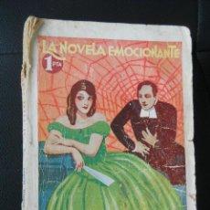 Libros antiguos: LA NOVELA EMOCIONANTE : EL PADRE CLAUDIO Nº 2 ( VICENTE BLASCO IBAÑEZ ) EDITORIAL COLON - AÑOS 30. Lote 39750561