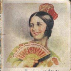 Libros antiguos: 1 NOVELA AÑO 1927 - ORO DE LEY, JUAN F. MUÑOZ Y PABON - LA NOVELA ROSA,. Lote 45073079