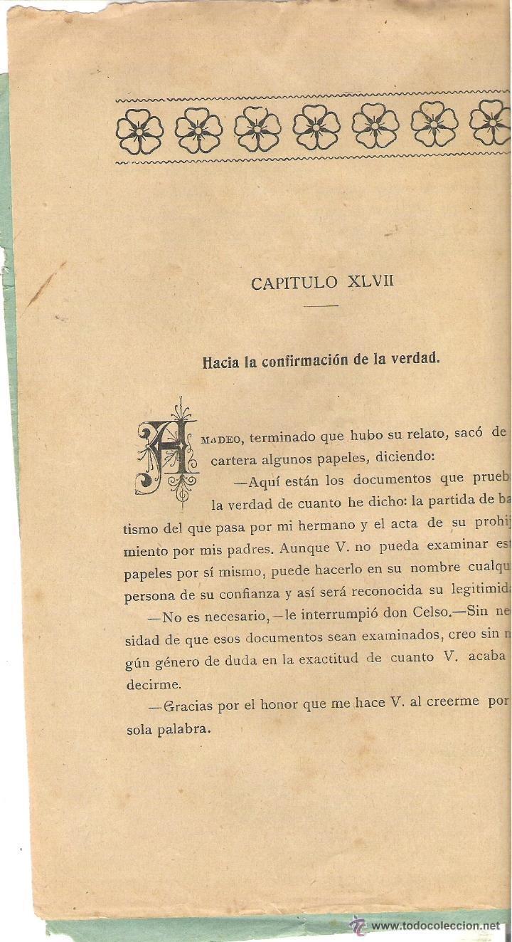 Libros antiguos: FOTO ORIENTATIVA PARTE TRASERA - Foto 2 - 39786915