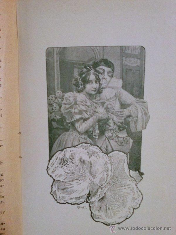 Libros antiguos: E. DE GONCOURT. RENATA MAUPERIN. 1908 - Foto 4 - 39931406