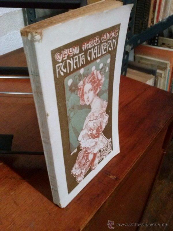 Libros antiguos: E. DE GONCOURT. RENATA MAUPERIN. 1908 - Foto 5 - 39931406