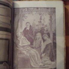 Libros antiguos: LA MUJER ADULTERA, PEREZ ESCRICH, 2 TOMOS 1924. Lote 40991855