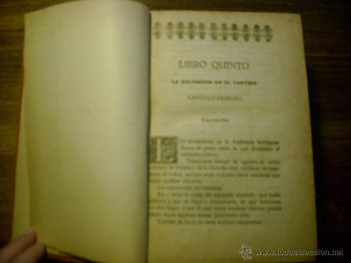 Libros antiguos: LOS ENEMIGOS DEL PUEBLO. TOMO 2. ANTONIO CONTRERAS. EDITOR MANUEL CASTRO - Foto 4 - 41272373