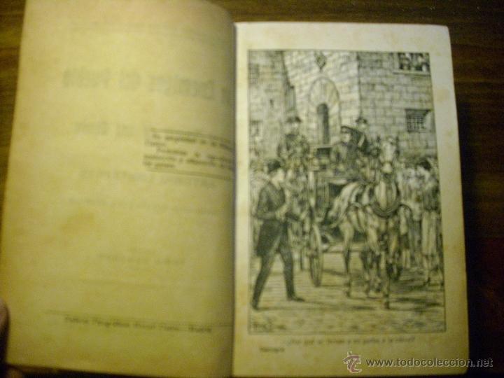 Libros antiguos: LOS ENEMIGOS DEL PUEBLO. TOMO 2. ANTONIO CONTRERAS. EDITOR MANUEL CASTRO - Foto 5 - 41272373