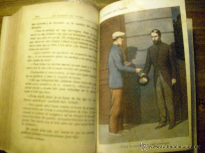 Libros antiguos: LOS ENEMIGOS DEL PUEBLO. TOMO 2. ANTONIO CONTRERAS. EDITOR MANUEL CASTRO - Foto 6 - 41272373