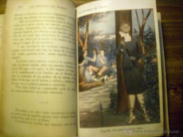 Libros antiguos: LOS ENEMIGOS DEL PUEBLO. TOMO 2. ANTONIO CONTRERAS. EDITOR MANUEL CASTRO - Foto 7 - 41272373