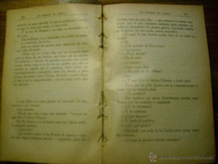 Libros antiguos: LOS ENEMIGOS DEL PUEBLO. TOMO 2. ANTONIO CONTRERAS. EDITOR MANUEL CASTRO - Foto 8 - 41272373