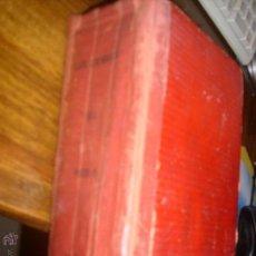 Libros antiguos: LOS ENEMIGOS DEL PUEBLO. TOMO 2. ANTONIO CONTRERAS. EDITOR MANUEL CASTRO. Lote 41272373
