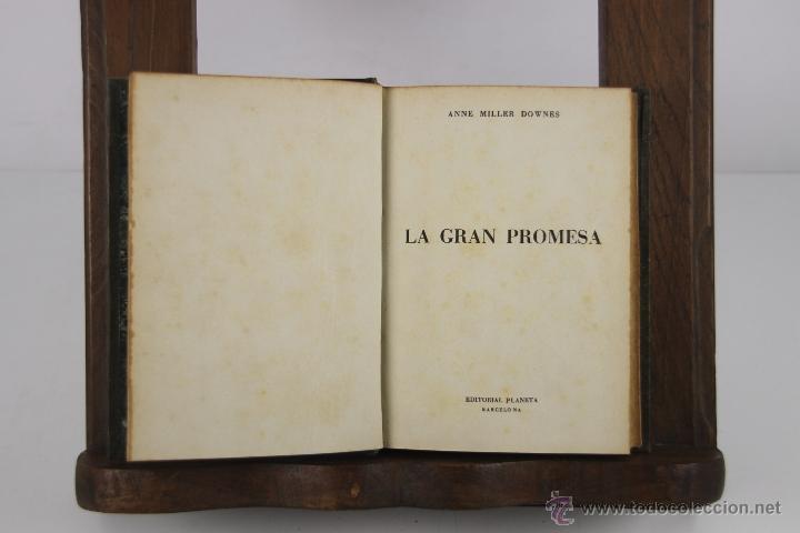 Libros antiguos: 4447- COLECCION DE 4 NOVELAS EDIT. PLANETA Y BIBLIOTECA NUEVA. 1900. VER DESCRIPCION. - Foto 2 - 41403337