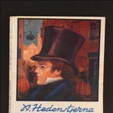 Livros antigos: LIBRO EL MAYORAZGO DE HALLEBORG. LA NOVELA ROSA. Nº76 - A. HEDENSTJERNA - AÑOS 30 - PRENSA ESPAÑOLA. Lote 41537444