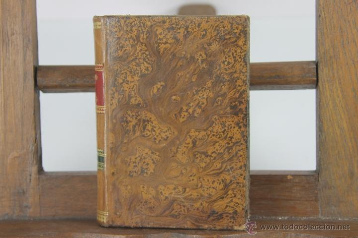 Libros antiguos: D-046. LA MANO DEL MUERTO. ALEJANDRO DUMAS. IMP. CRISTOBAL GONZALEZ. 1867. 2 TOMOS 1 VOL. - Foto 4 - 41709397