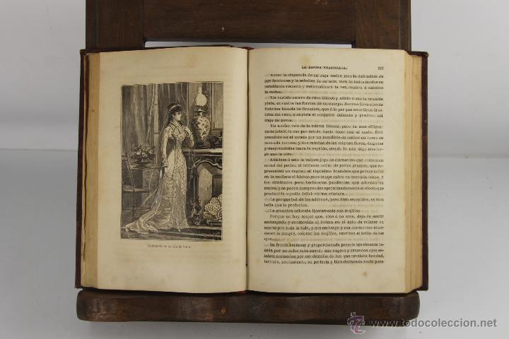 Libros antiguos: D-255. LA ESPOSA ENAMORADA. ANDRES DE ARELLANO. EDIT. J. MOLINAS. 1879 2 TOMOS. - Foto 4 - 42263330