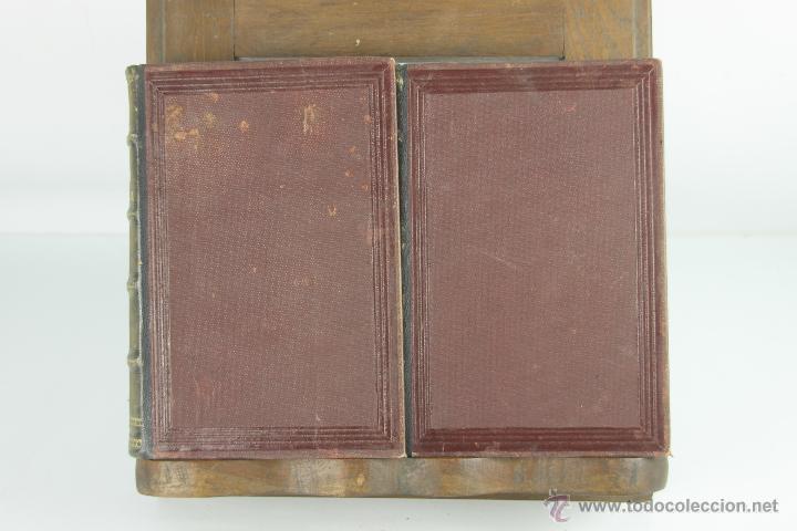 Libros antiguos: D-255. LA ESPOSA ENAMORADA. ANDRES DE ARELLANO. EDIT. J. MOLINAS. 1879 2 TOMOS. - Foto 5 - 42263330