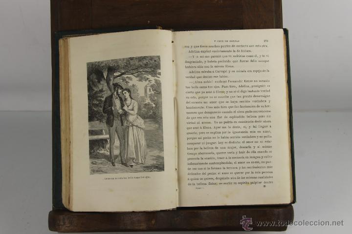 Libros antiguos: D-263. CRUZ DE FLORES Y CRUZ DE ESPINAS. ANTONIO DE PADUA. EDIT ESPASA. S/F. 2 TOMOS 1 VOL. - Foto 2 - 42265747