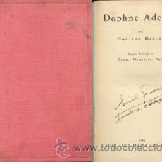 Libros antiguos: DAPHNE ADEANE - AÑO 1931 . Lote 42499134