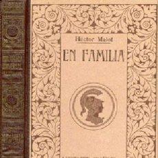 Libros antiguos: EN FAMILIA – AÑO 1927. Lote 42505371