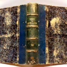 Libros antiguos: LA MONTALVEZ, POR DON JOSE MARIA DE PEREDA. IMPRENTA Y FUNDICION DE M.TELLO. AÑO 1888. Lote 42585923