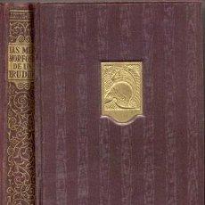 Libros antiguos: LA METAMORFOSIS DE UN ERUDITO - AÑO 1918. Lote 42612112