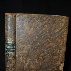 Libros antiguos: EL PATRIARCA DELVALLE NOVELA DEL AÑO 1847. Lote 43074220