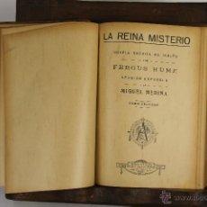 Libros antiguos: D-481. LA NOVELA AHORA. EDIT. CALLEJA. COLECCION DE 8 NOVELAS. 2 TOMOS. . Lote 43328013
