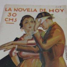 Libros antiguos: V. DIEZ DE TEJADA: ZAHORI. LA NOVELA DE HOY Nº 400, 1930, ILUSTRACIONES DE VAZQUEZ CALLEJA.. Lote 43593368