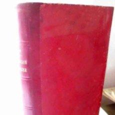 Libros antiguos: LA PERDICIÓN DE LA MUJER. PÉREZ ESCRICH, ENRIQUE. . Lote 149486033