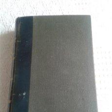 Libros antiguos: EL MAR DE LOS AMORES. RICARDO LEON. AÑOS 1931 LIBRERIA Y CASA EDITORIAL HERNANDO. Lote 44002953