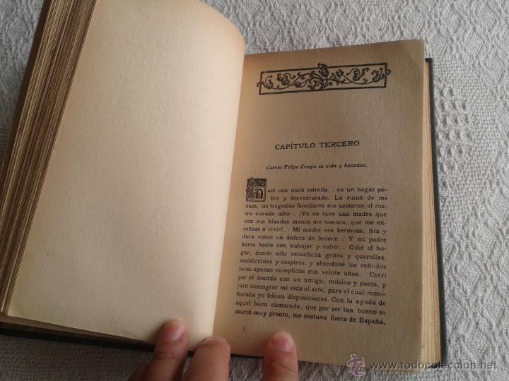 Libros antiguos: EL MAR DE LOS AMORES. RICARDO LEON. AÑOS 1931 LIBRERIA Y CASA EDITORIAL HERNANDO - Foto 4 - 44002953