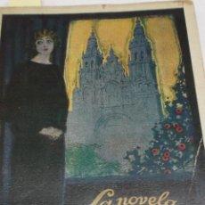 Libros antiguos: JOSE Mª SALAVERRIA: JARDIN CERRADO..LA NOVELA MUNDIAL Nº 4, 1926, ILUSTRACIONES DE BARBERO. Lote 44703767
