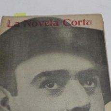 Libros antiguos: EMILIO CARRERE: EL DIVINO AMOR HUMANO. LA NOVELA CORTA . Nº 68. 1917, . Lote 44982718