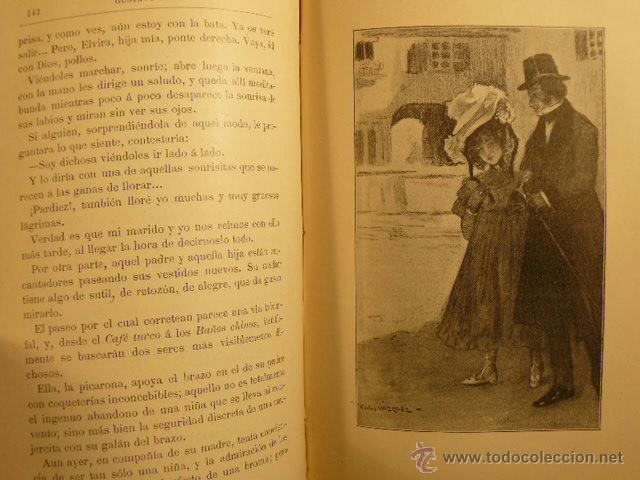 Libros antiguos: TRISTEZAS Y SONRISAS DE GUSTAVO DROZ - Foto 5 - 45007700