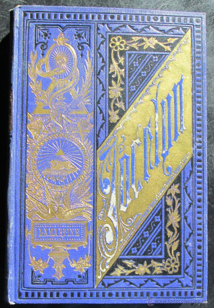 JOCELIN: EPISODIO - LAMARTINE (Libros antiguos (hasta 1936), raros y curiosos - Literatura - Narrativa - Novela Romántica)